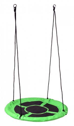 Zahradní houpačka Rubik zelená 100 cm